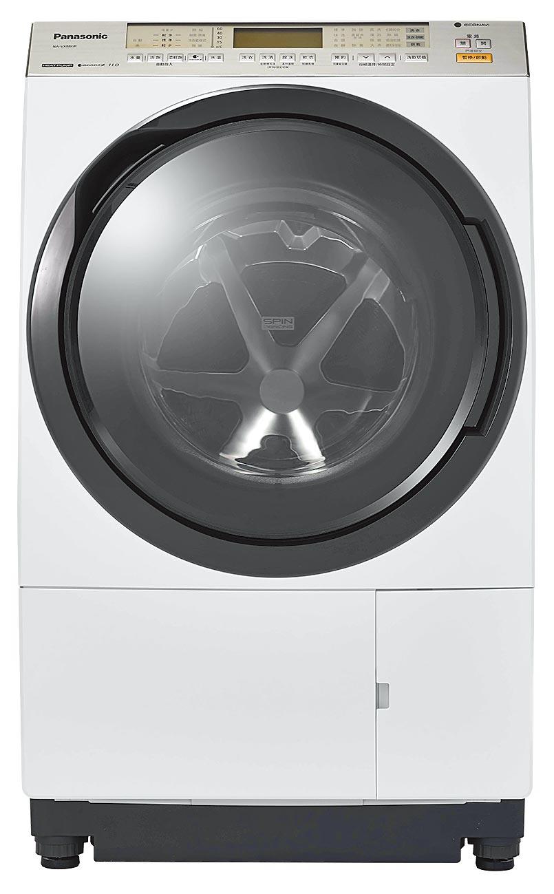 Panasonic日本製滾筒洗脫烘洗衣機、6萬4900元,10月1日到2020年2月29日期間,買就送ARMADA真空悶燒鍋,指定機種加碼送最高3000元7-11商品卡。(Panasonic提供)