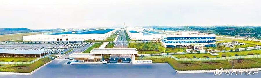 四川現代汽車有限公司。(取自四川現代官網)