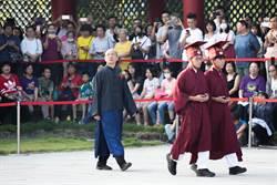 高市祭孔大典 市長韓國瑜全程主祭