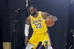 NBA》詹姆斯:最大贏家是史坦普中心