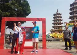 10月高雄觀光大使吳比 「Q&A」韓國瑜互動逗趣