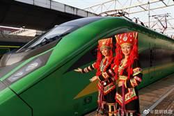 雲南昆玉河動車線開通 連通一帶一路與長江經濟帶