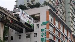 台灣人在大陸》不可思議的重慶交通工具