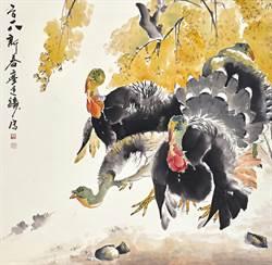 知名藝術家廖述麟 畫作題材多元豐富展現生活樂趣