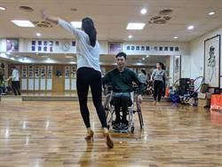 身障才藝培育中心揭牌 身障少年跨國學舞只為...
