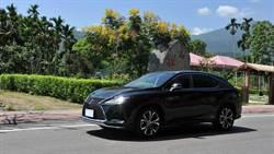 試車報告:LEXUS RX 450h 豪華舒適