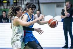 亞洲盃女籃》次節崩盤 中華輸紐西蘭拿第6
