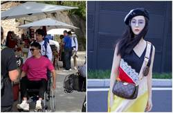 范冰冰不哭 老情人李晨坐輪椅慘況曝光
