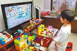 電視兒童變小胖 8和12歲機率高