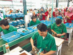 擴大海外投資 印尼深受台商青睞