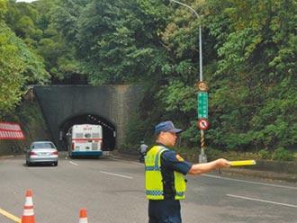 自強隧道速限 將增至50公里