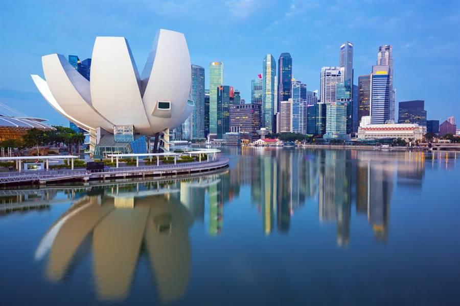 新加坡示意圖。(圖/達志影像)
