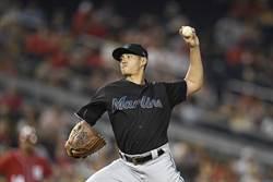 MLB》陳偉殷對決哈波 首度挨轟