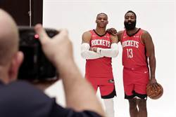 NBA》火箭主帥預告:耶誕節可能失業