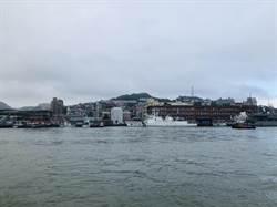 米塔颱風海警發布 台馬之星停航