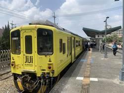 彩繪列車、鐵道觀光小學堂開張 縮小版迴力車限量送