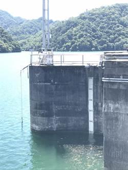 米塔颱風來襲 石門水庫放水因應