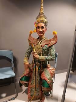 泰國傳統藝術孔劇 驚豔南北故宮