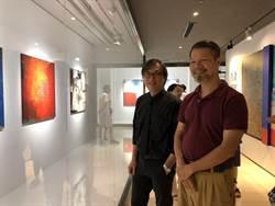 旅法畫家王仁傑個展中友藝廊登場 展出動人的親情