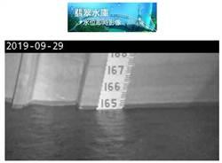 因應米塔颱風來襲 翡翠水庫調節性放水