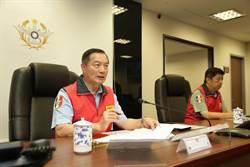 米塔颱風逼近 國防部災害應變中心已完成一級開設