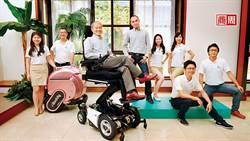台灣輪椅王賣到40國 曾連5千元都借不到
