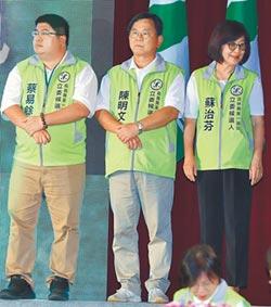 陳明文怒嗆媒體 去問高鐵