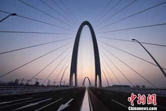 新首鋼大橋建成通車「百里長街」延長至51.5公里