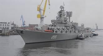 俄土關係上升 俄國巡洋艦訪問土耳其