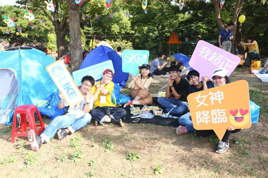 一年一度的「西拉雅趣飛車─無動力造型車創意競賽活動」,10月27日將於台南市走馬瀨農場登場。(西拉雅國家風景區管理處提供/劉秀芬台南傳真)