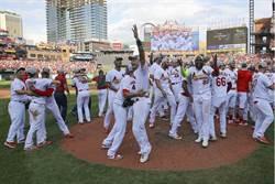 MLB》逃過第163場 紅雀最終日封王