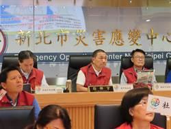 米塔颱風來襲 烏來福山部落114戶停電