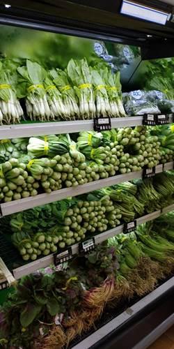 颱風來襲!全聯出現蔬菜搶購潮 備貨提高2倍