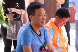 鍾小平頂著「郭軍」參戰  洪孟楷:候選人才是關鍵
