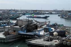 颱風來襲又逢滿潮 漁民防颱嚴陣以待