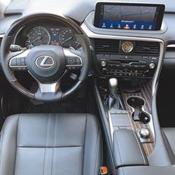 LEXUS RX 450h豪華舒適