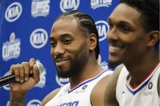 NBA》盡釋前嫌? 里歐納德願打東奧