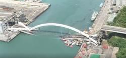 獨家》斷橋前接過示警?港務公司澄清