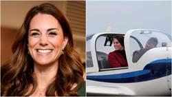 凱特王妃搭飛機時的小祕密!預留座位只為了「這件事」