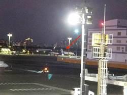 傳頂新魏應充班機迫降小港機場 高雄航空站不願證實
