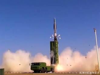 陸國慶閱兵 東風100超音速巡航導彈亮相