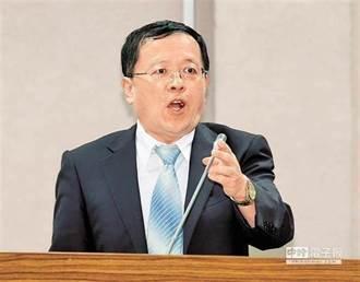 拋東廠「打侯」下台的張天欽 今天遭監院彈劾