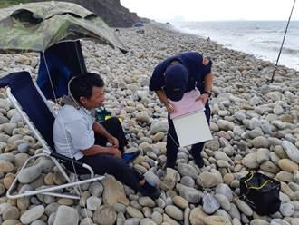 颱風天民眾愛觀浪 最高開罰25萬元