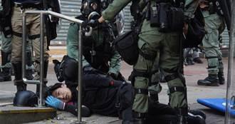 反送中首例 港示威者遭槍擊 子彈距心臟3公分