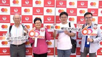 世界卡買日航機票 現金回饋6,000元
