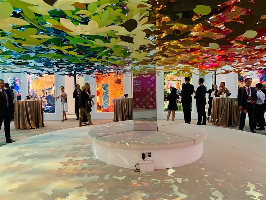 百達翡麗鐘表藝術展即起在新加坡展出,骨董表和限量表是眾所矚目的焦點。(Patek Philippe提供)