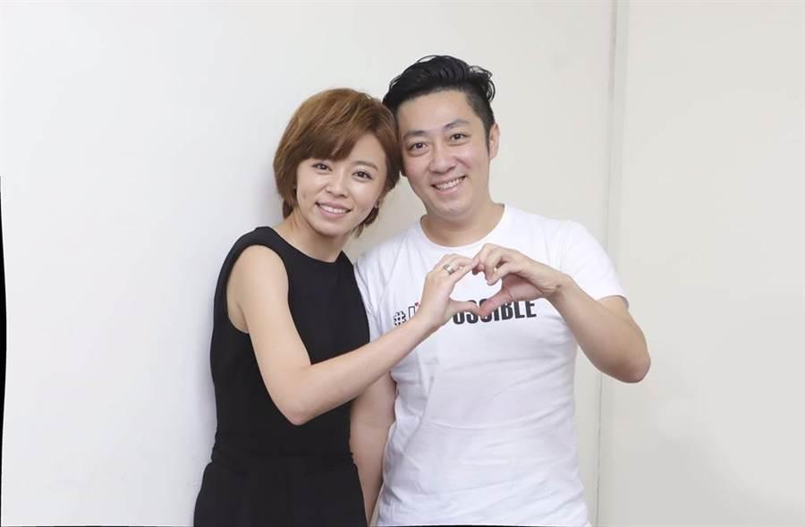 情侶檔王瞳、艾成一舉一動備受矚目。(圖/本報系資料照片)