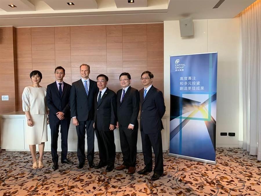 中租企業先鋒投顧取得資本集團總代理未來將打造台灣專屬退休方案。圖/黃惠聆