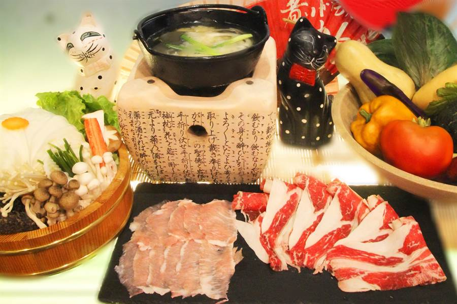 劍湖山度假大飯店內的和康涮涮鍋推出國慶優惠。(劍湖山世界提供/許素惠雲林傳真)