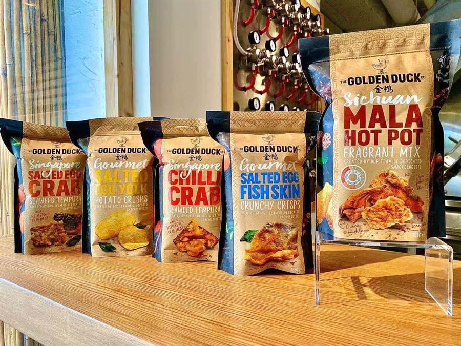 即起至10月底,JASONS Market Place任選兩包口味特價350元。(金鴨提供)